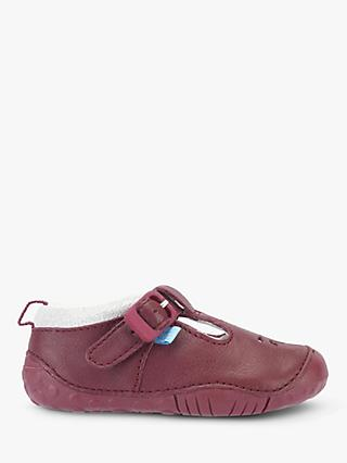 Start-Rite Children's Bubble Buckle First Shoes