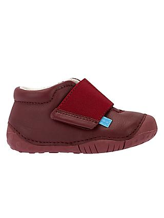 Start-Rite Children's Balance Riptape First Shoes, Wine