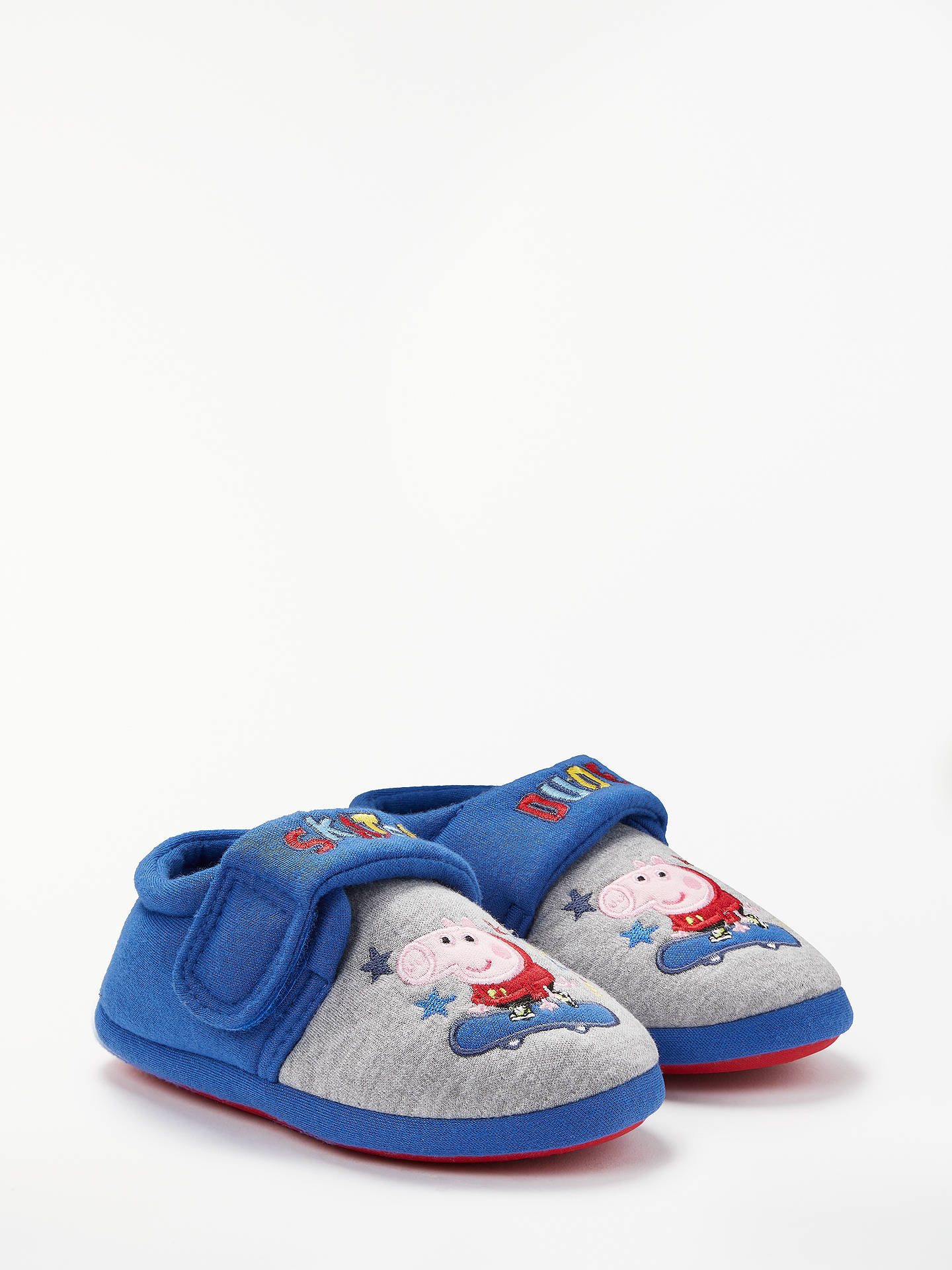 a45d301328c Buy Peppa Pig Children s Skater George Slippers