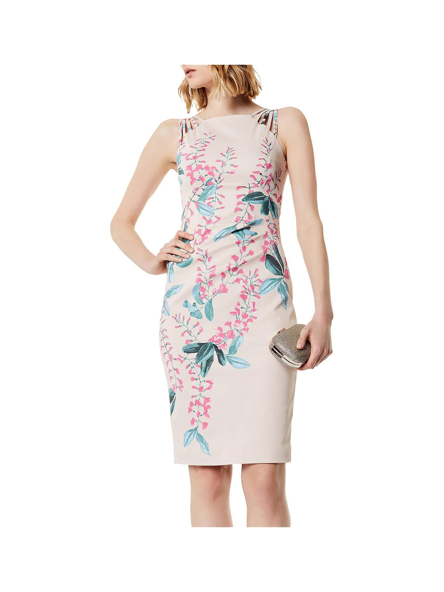 15df6f33ed Buy Karen Millen Wisteria Floral Print Signature Dress