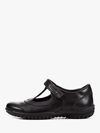 c3ef4559aaee Geox Children s J Shadow T-Bar School Shoes