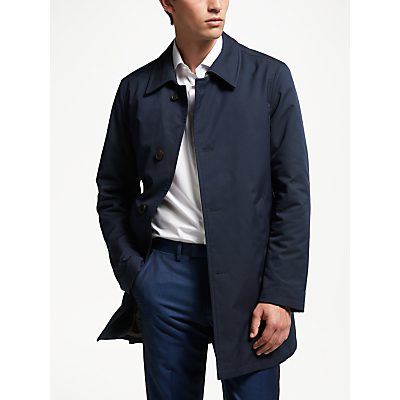 Image of Bugatti Long Line Button Up Mac