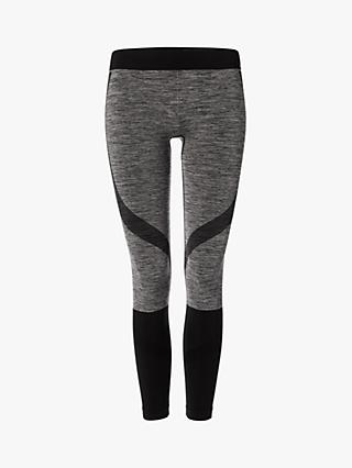 Pepper & Mayne Lara Twist Leggings, Grey