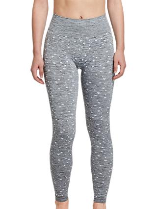 Pepper & Mayne Celeste Seamless Leggings, Grey Marl
