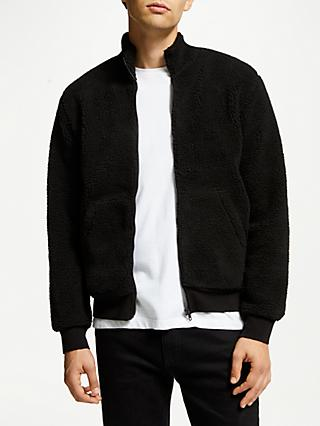 54c92a16c26f41 Kin Borg Full Zip Sweatshirt