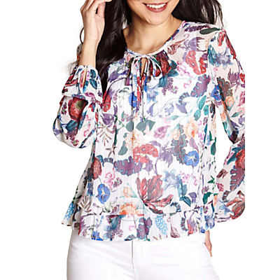 Yumi Cabinet Of Curiosities Blouse, Multi