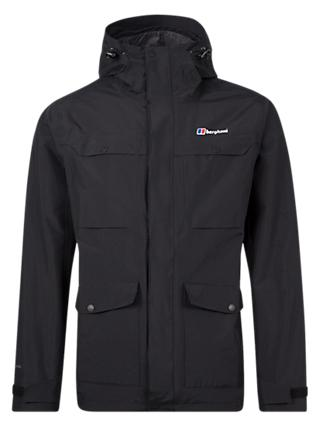 Berghaus Otago Men's Waterproof Jacket, Black