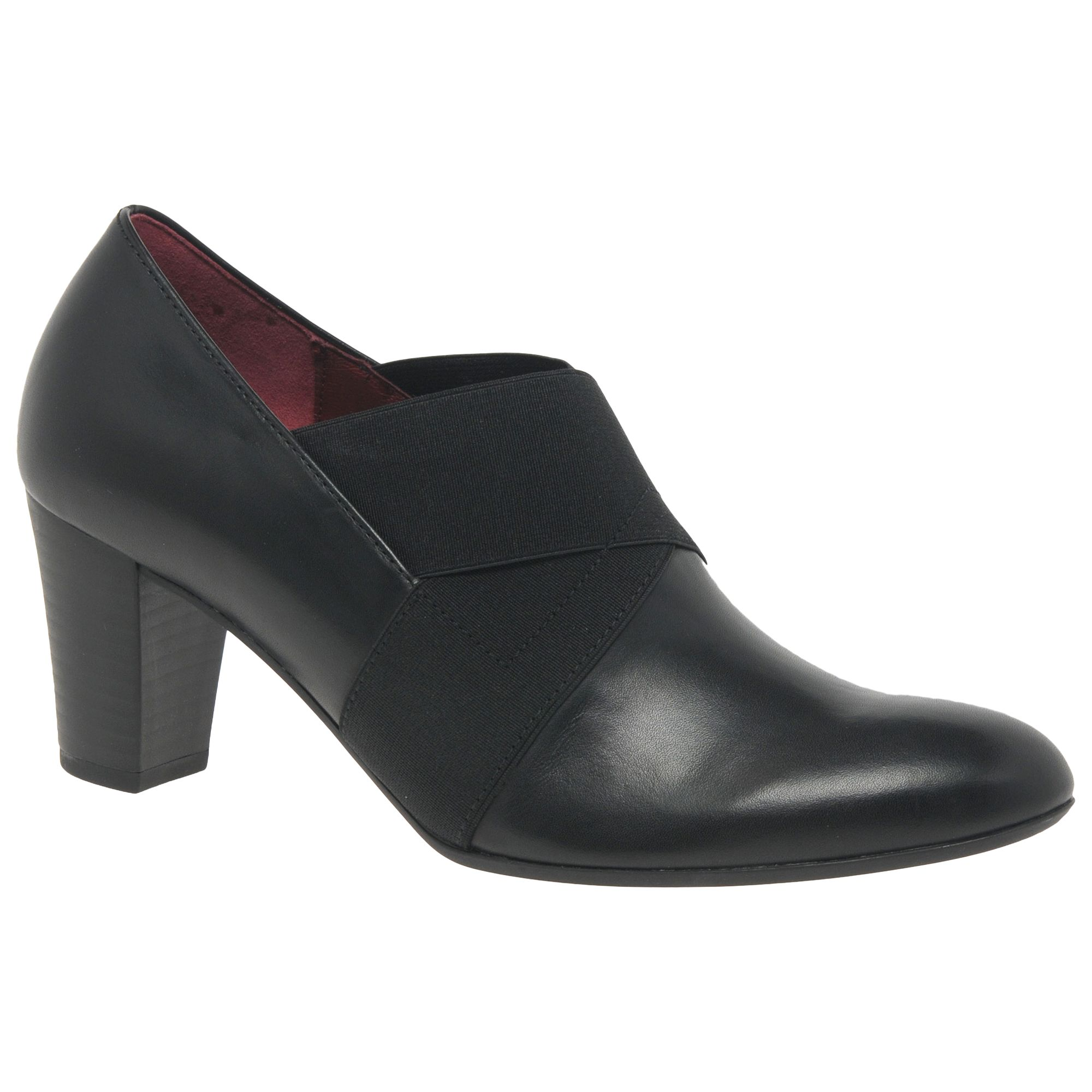abc93c081e0 Gabor Function Wide Fit High Cut Court Shoes at John Lewis & Partners