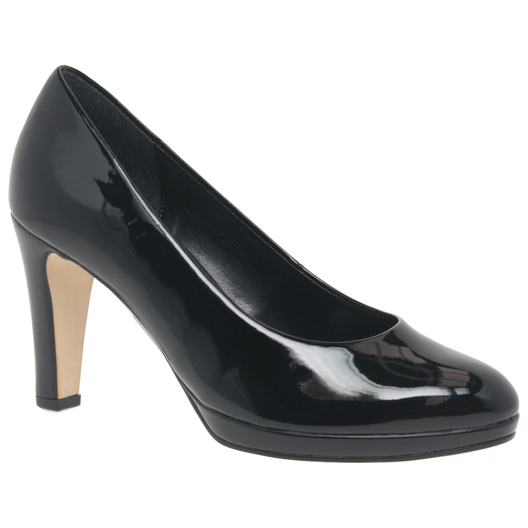 294ecdbe690 Gabor Splendid Block Heeled Court Shoes