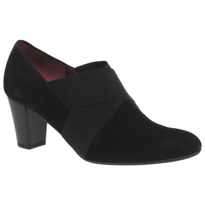 Gabor Function Wide Fit High Cut Court Shoes
