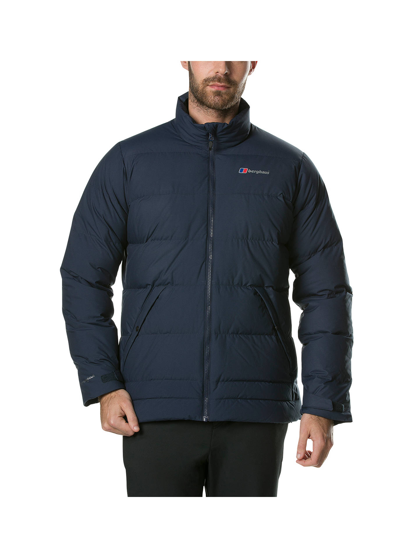 BuyBerghaus Mavora Men's Jacket, Dusk, S Online at johnlewis.com