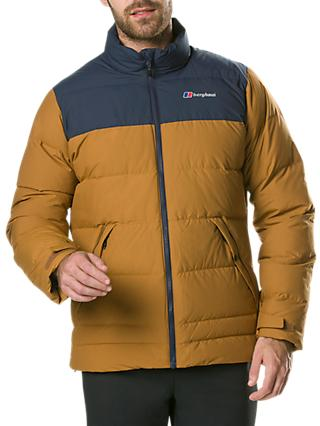 Berghaus Mavora Men's Jacket, Rubber/Dusk