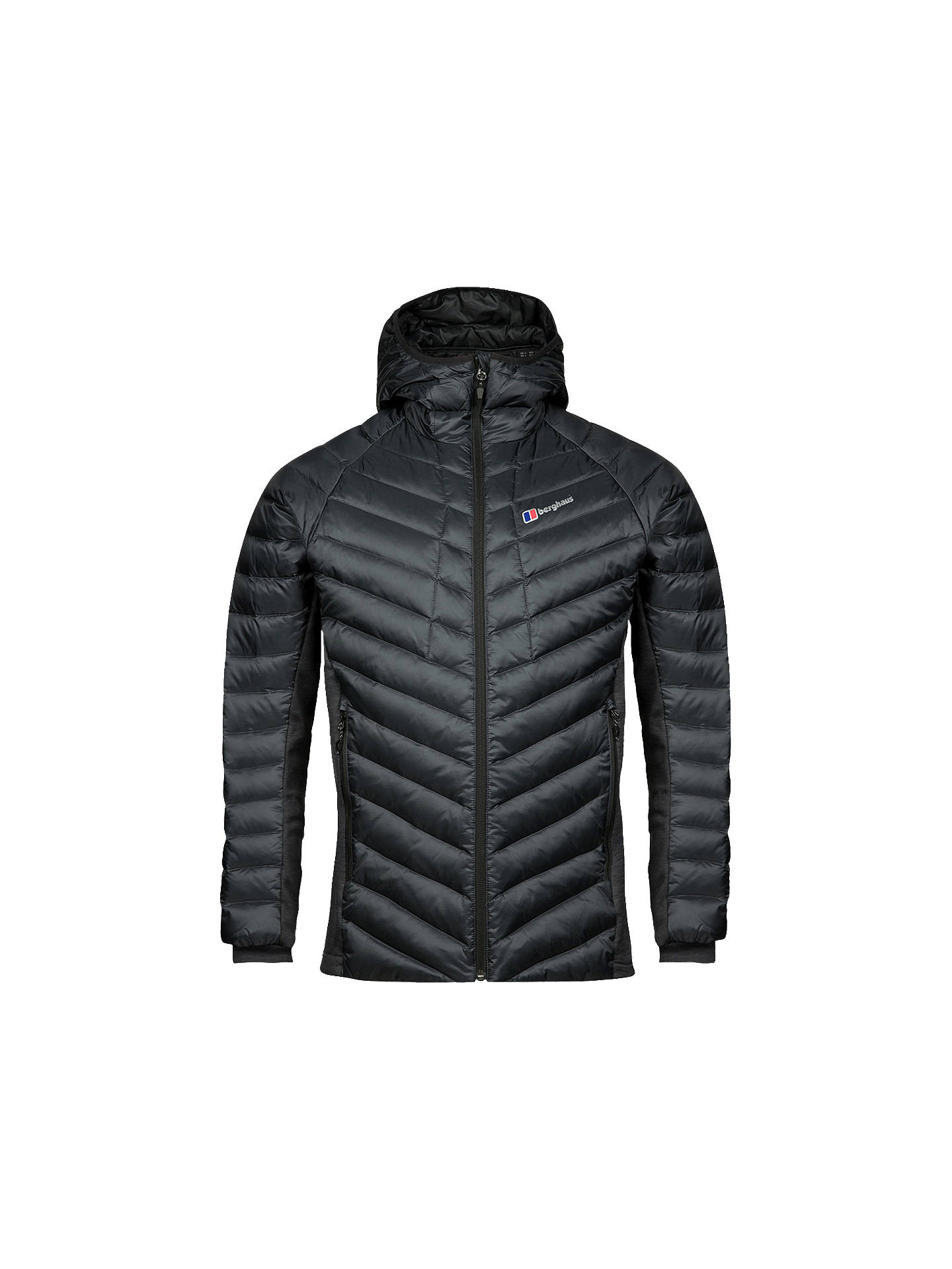 Buy Berghaus Tephra Women's Insulated Jacket, Carbon, 8 Online at johnlewis.com