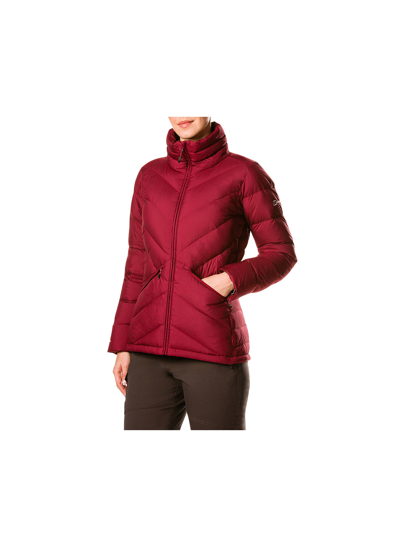 e0171cb23 Berghaus Easdale Insulated Women's Jacket at John Lewis & Partners