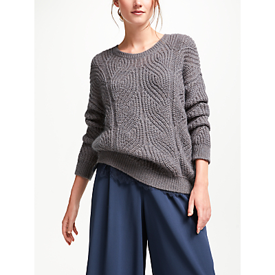 Modern Rarity Cable Knit Jumper