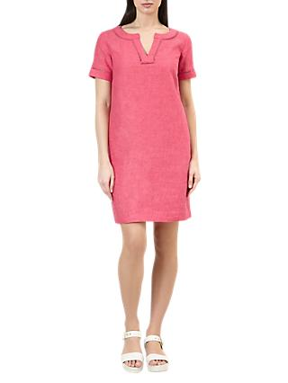 Hobbs Linen Anna Tunic Dress