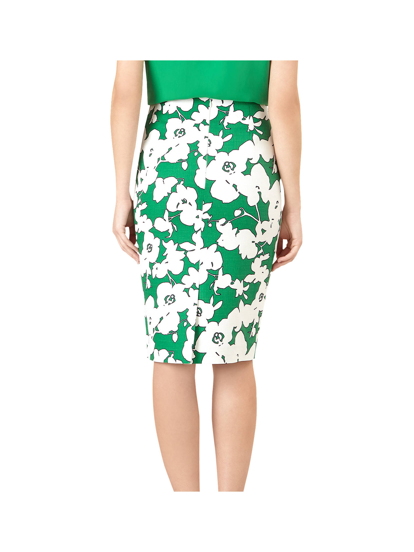 BuyHobbs Evie Skirt, Multi, 6 Online at johnlewis.com