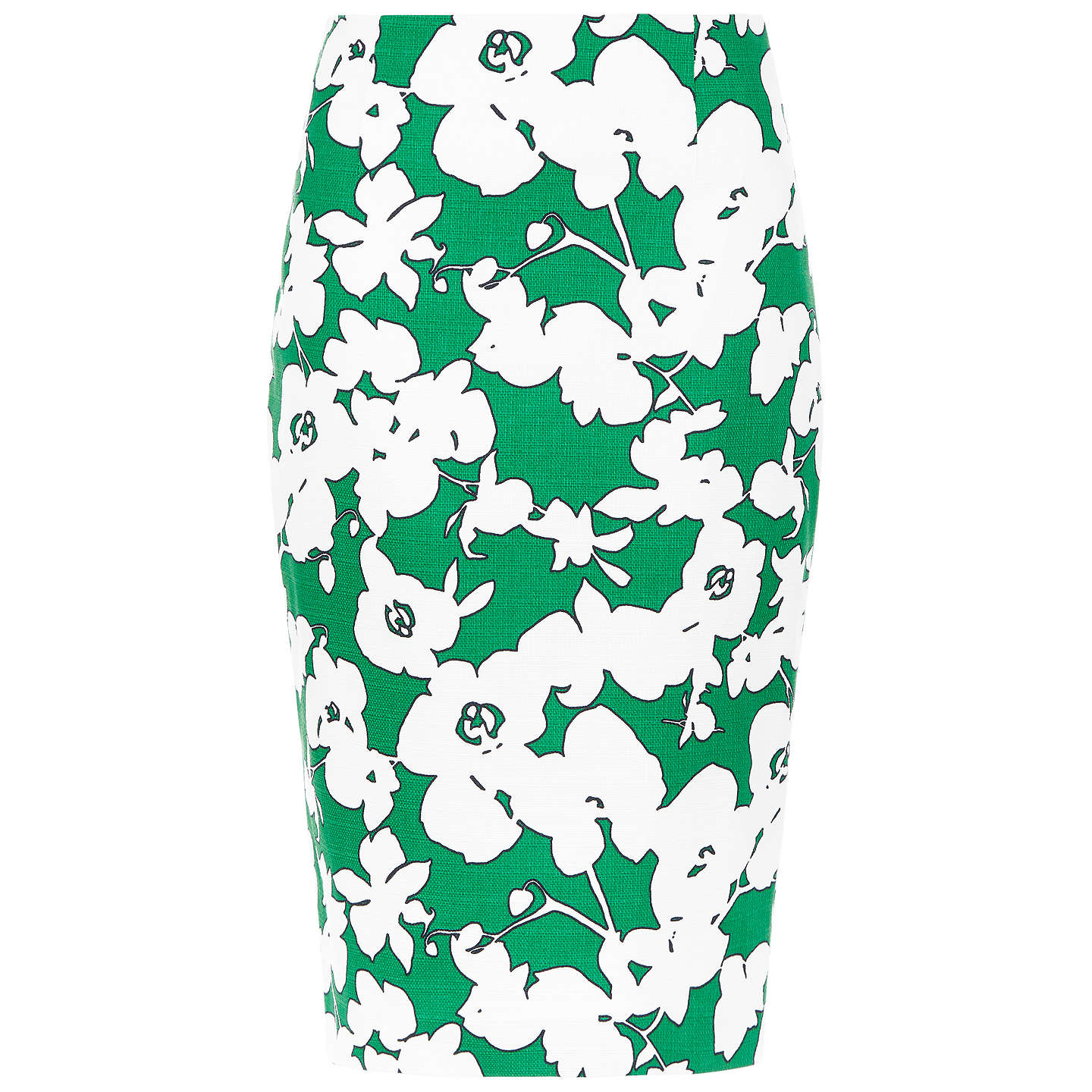 BuyHobbs Evie Skirt, Multi, 18 Online at johnlewis.com