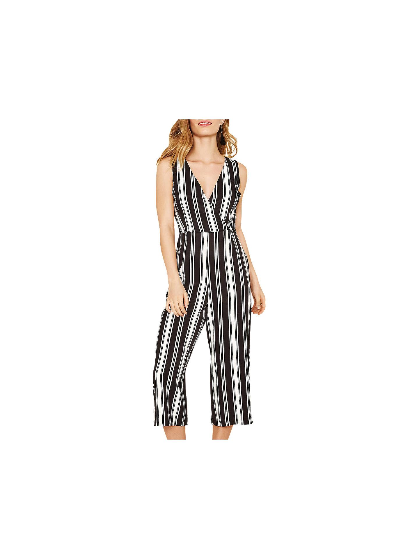6cf6ff264b9 Buy Oasis V-Neck Striped Jumpsuit