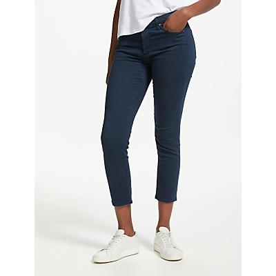 AG The Prima Cropped Skinny Jeans, Sulphur Dark Cove