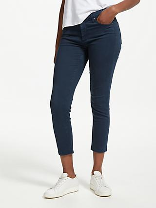 AG The Prima Cropped Skinny Jeans, Sulphur Dark Cove
