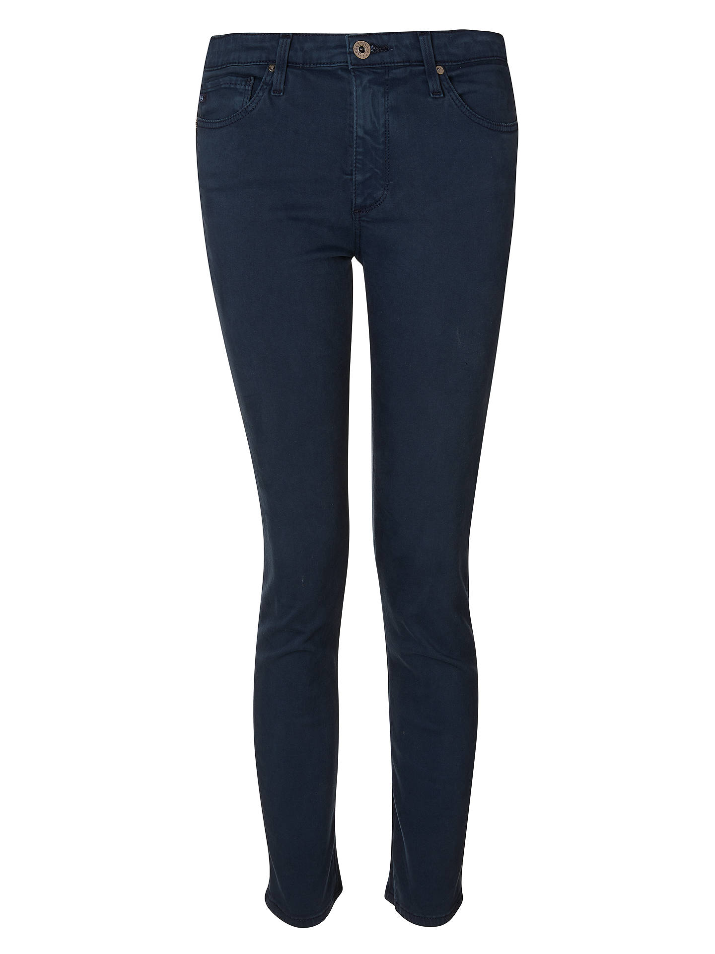 BuyAG The Prima Cropped Skinny Jeans, Sulphur Dark Cove, 23 Online at johnlewis.com