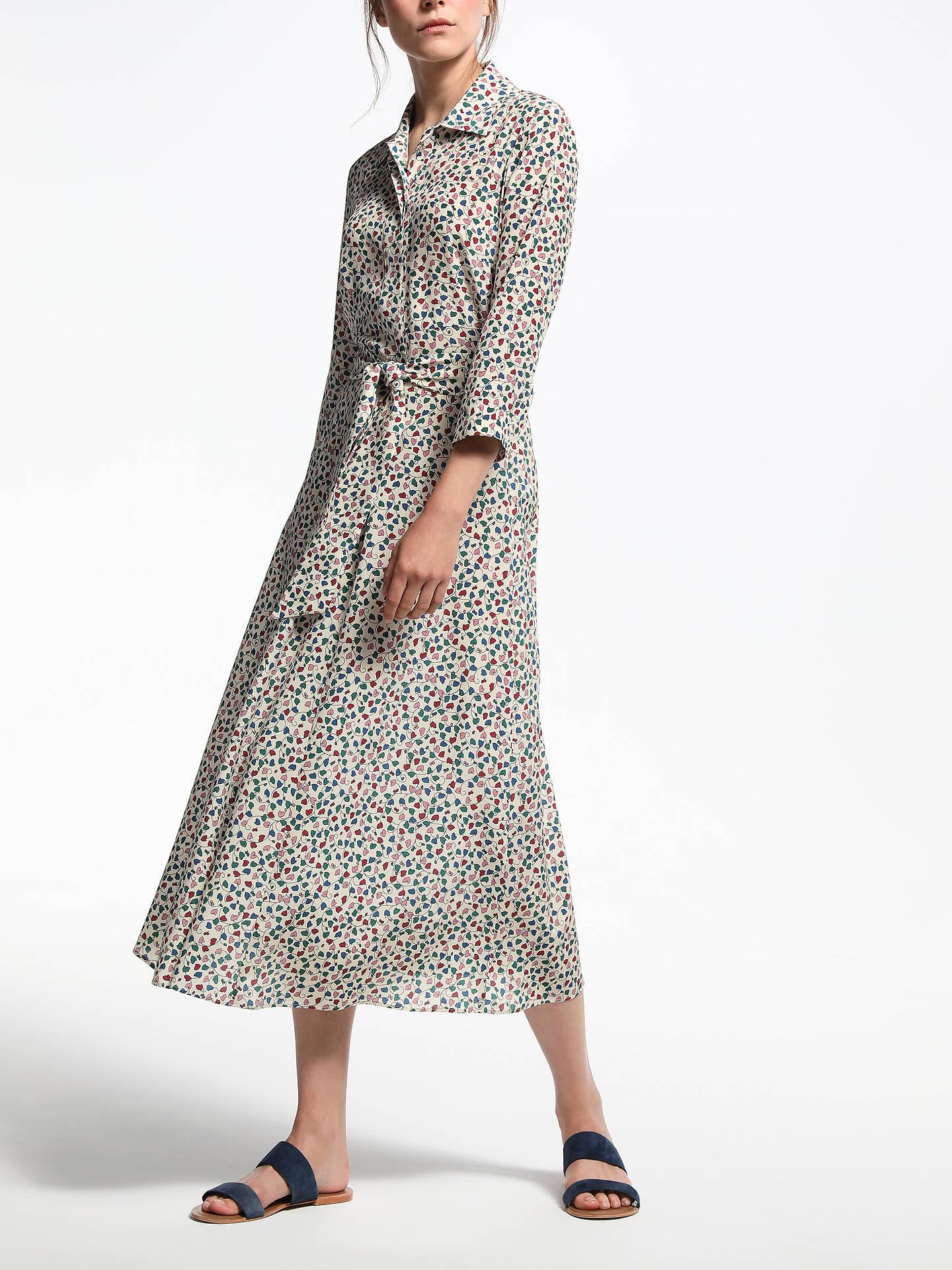 28f7a00267c1df Buy Weekend MaxMara Ditsy Floral Print Silk Dress