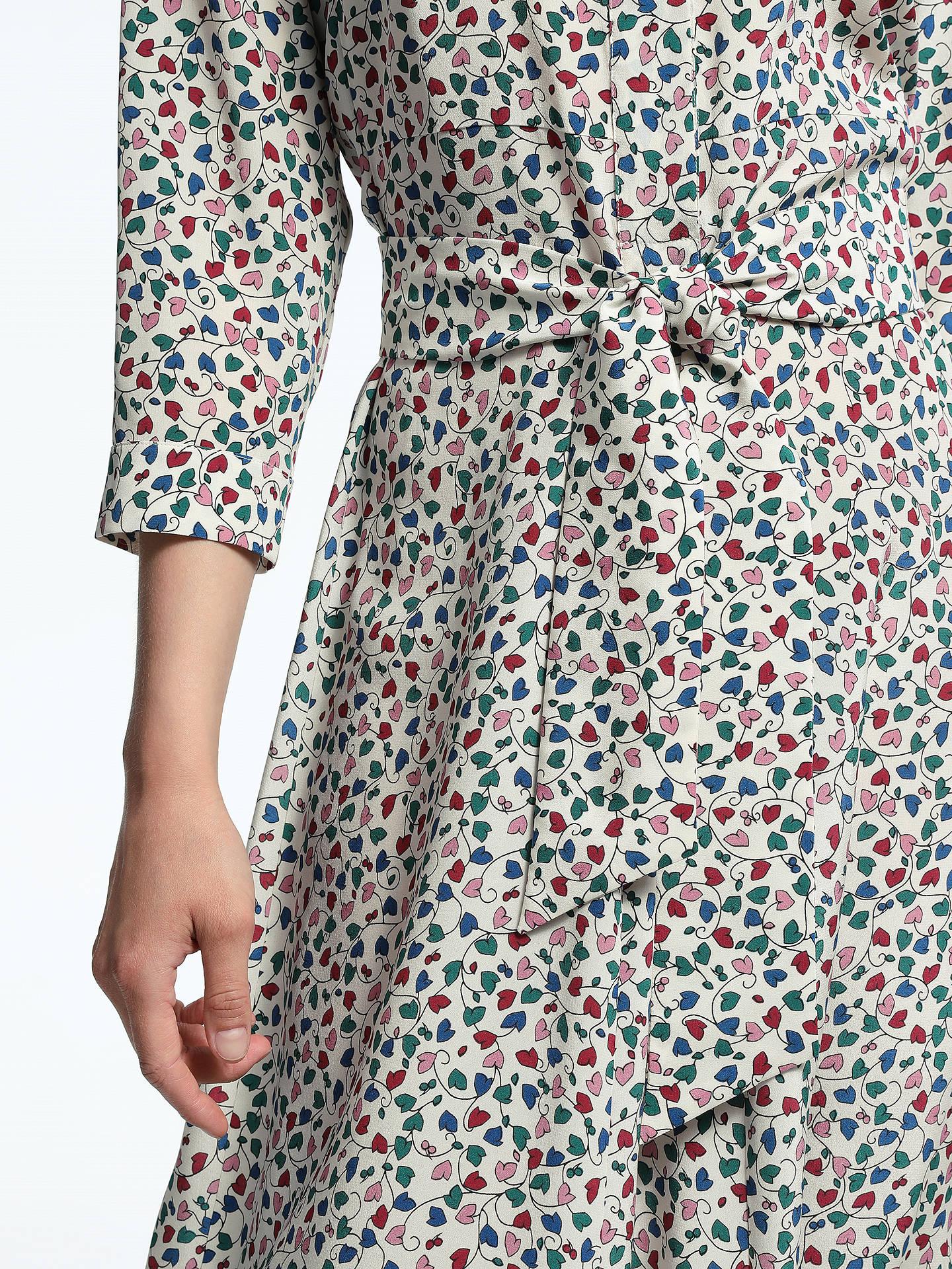 5f306610cf0 ... Buy Weekend MaxMara Ditsy Floral Print Silk Dress