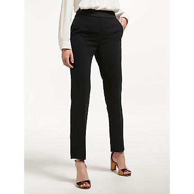 Marella Atzeco Cigarette Trousers, Black