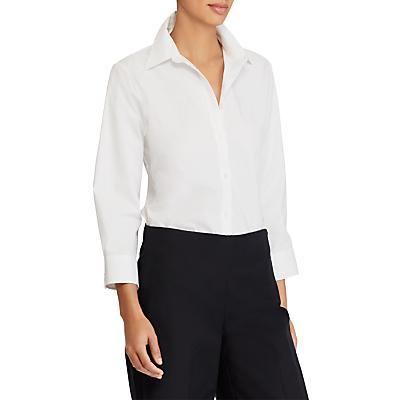 Lauren Ralph Lauren Gwenno Shirt, White
