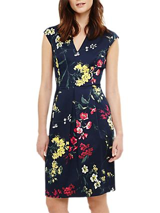Phase Eight Mila Dress, Blue