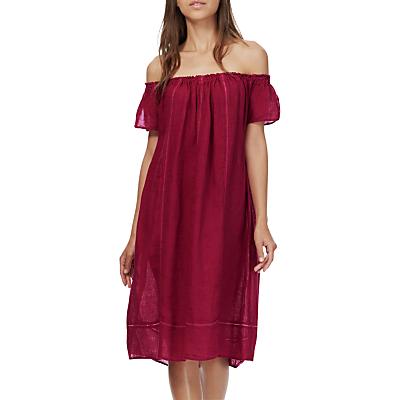 Brora Gauzy Linen Sun Dress