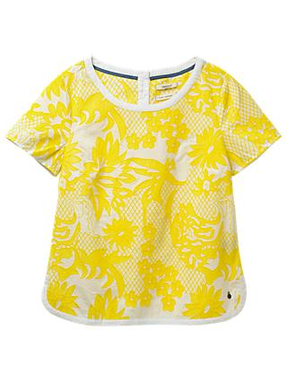 White Stuff Sen Top, Yellow