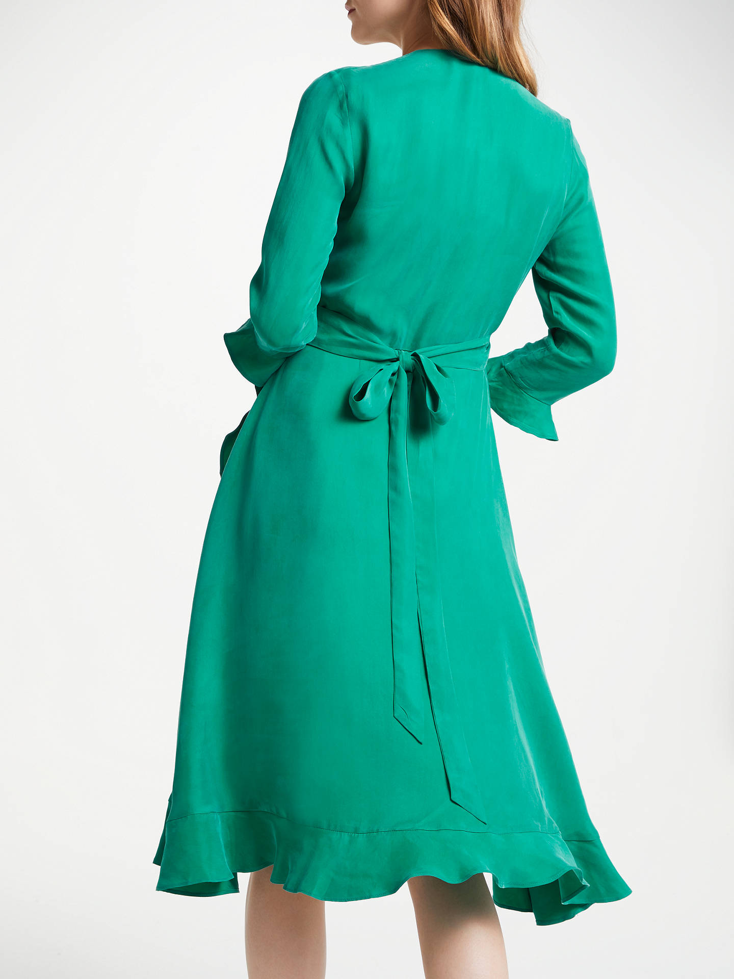 BuySUNCOO Clarisse Dress, Green, 8 Online at johnlewis.com