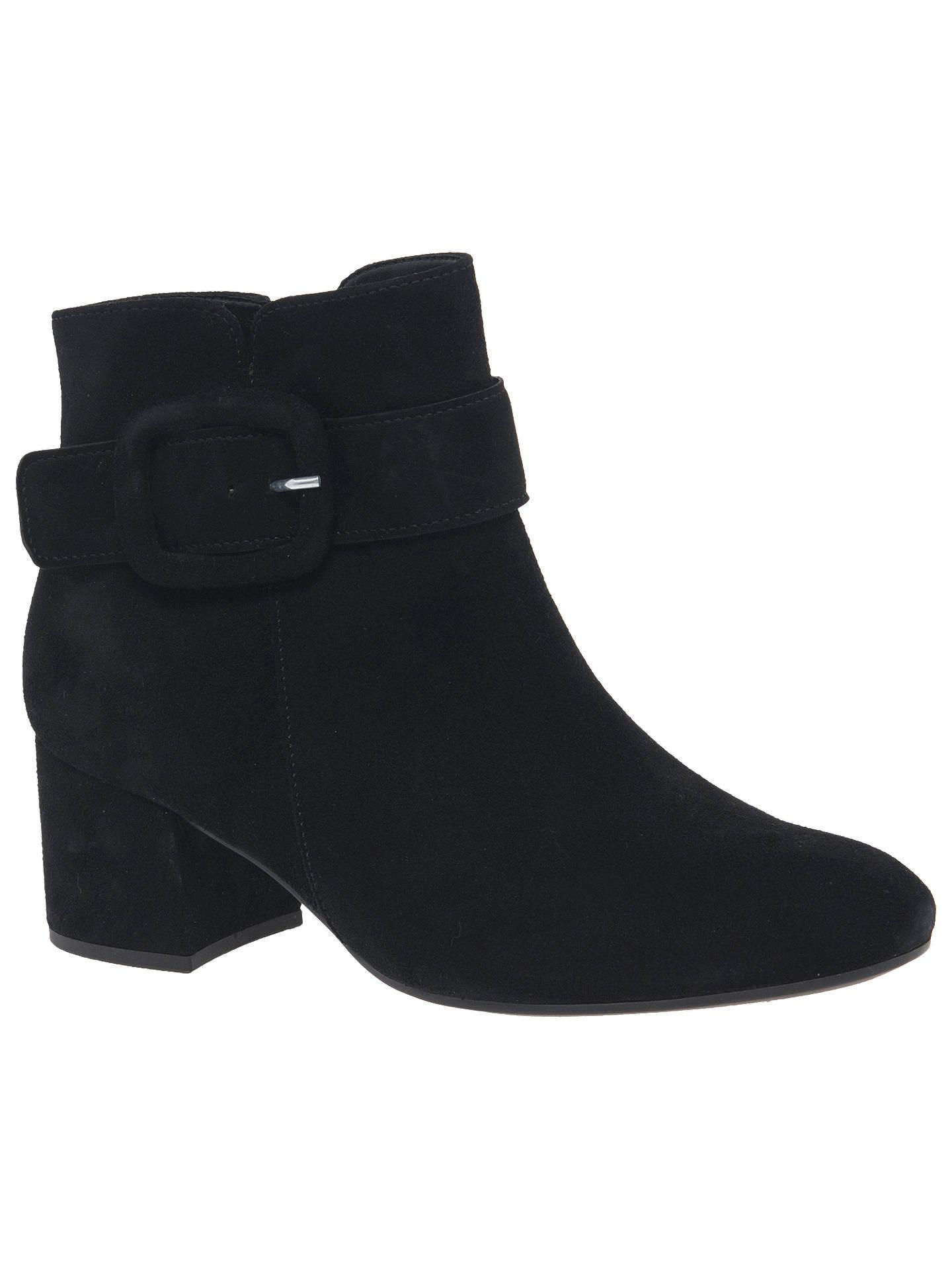 e4dac1ada Buy Gabor Capri Buckle Block Heel Ankle Boots