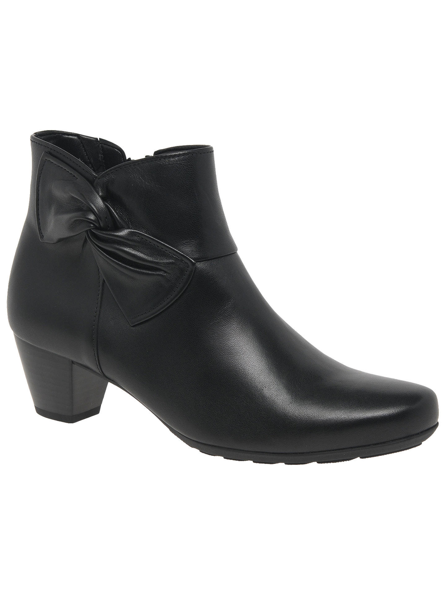 7a76f1ab0fa Buy Gabor Chicago Wide Fit Ankle Boots