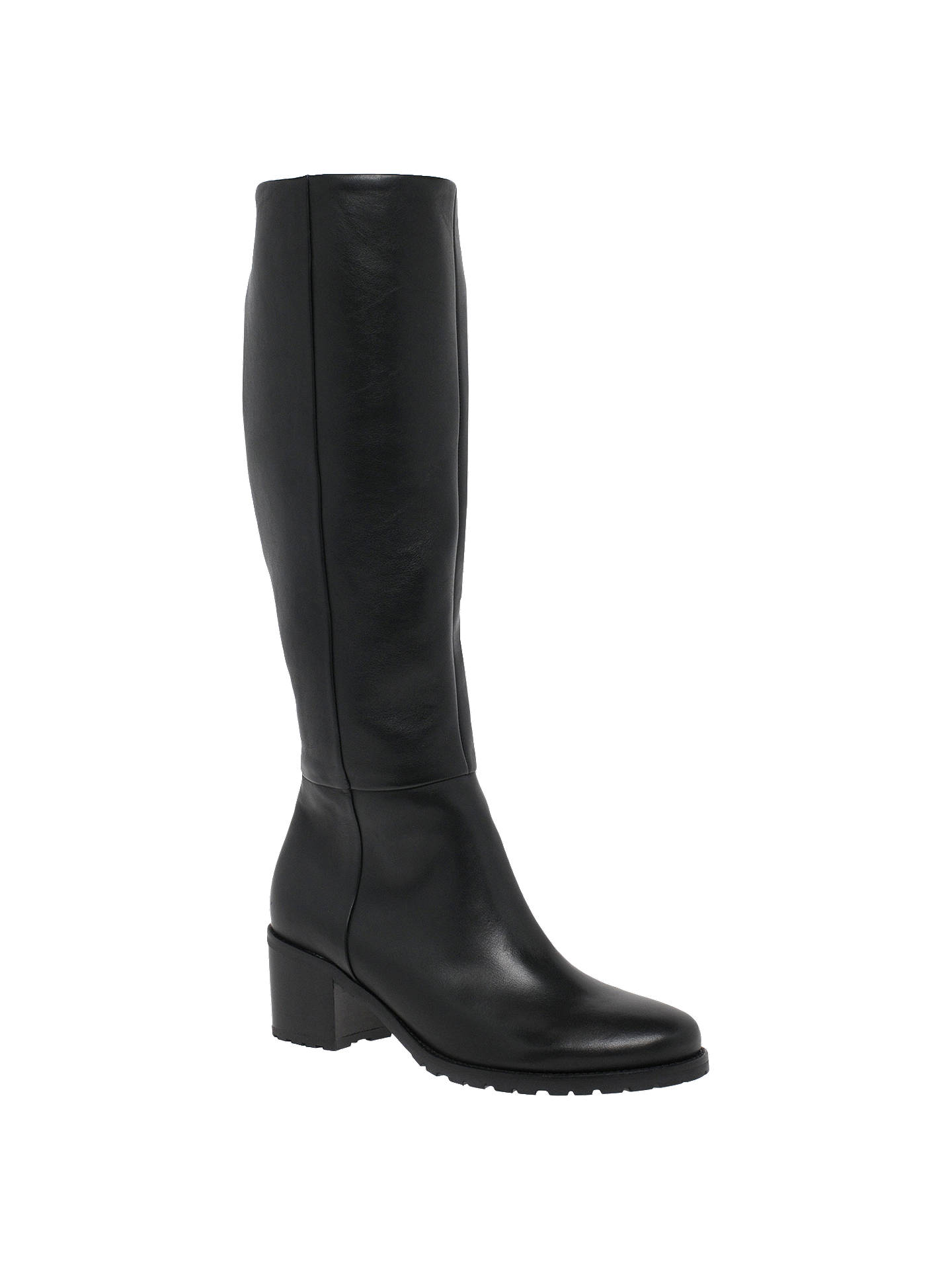 a4917d45860 Buy Gabor Missouri Wide Fit Block Heel Knee High Boots