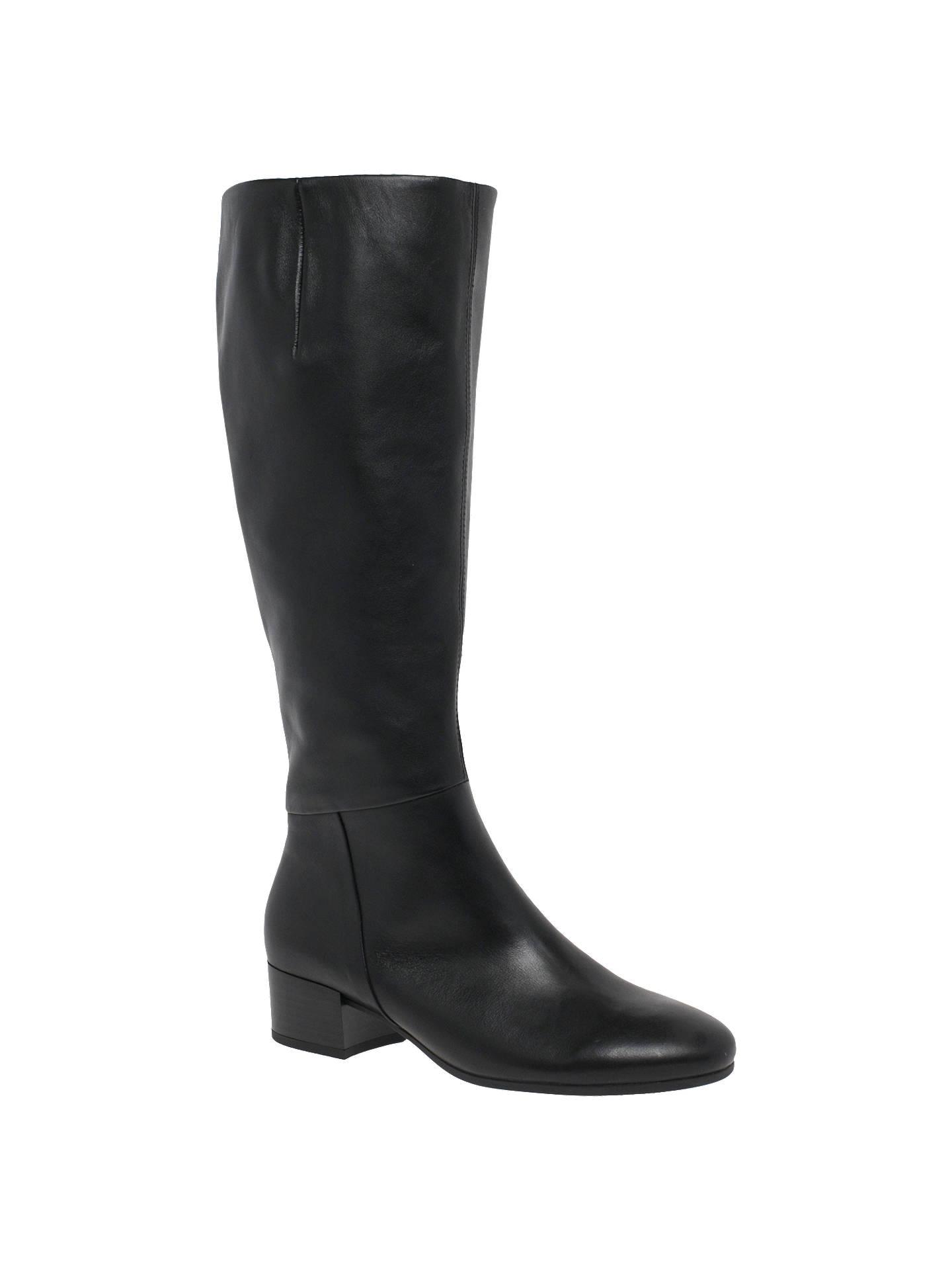 34e2fecd2ff Buy Gabor Cherry Extra Wide Block Heeled Knee High Boots