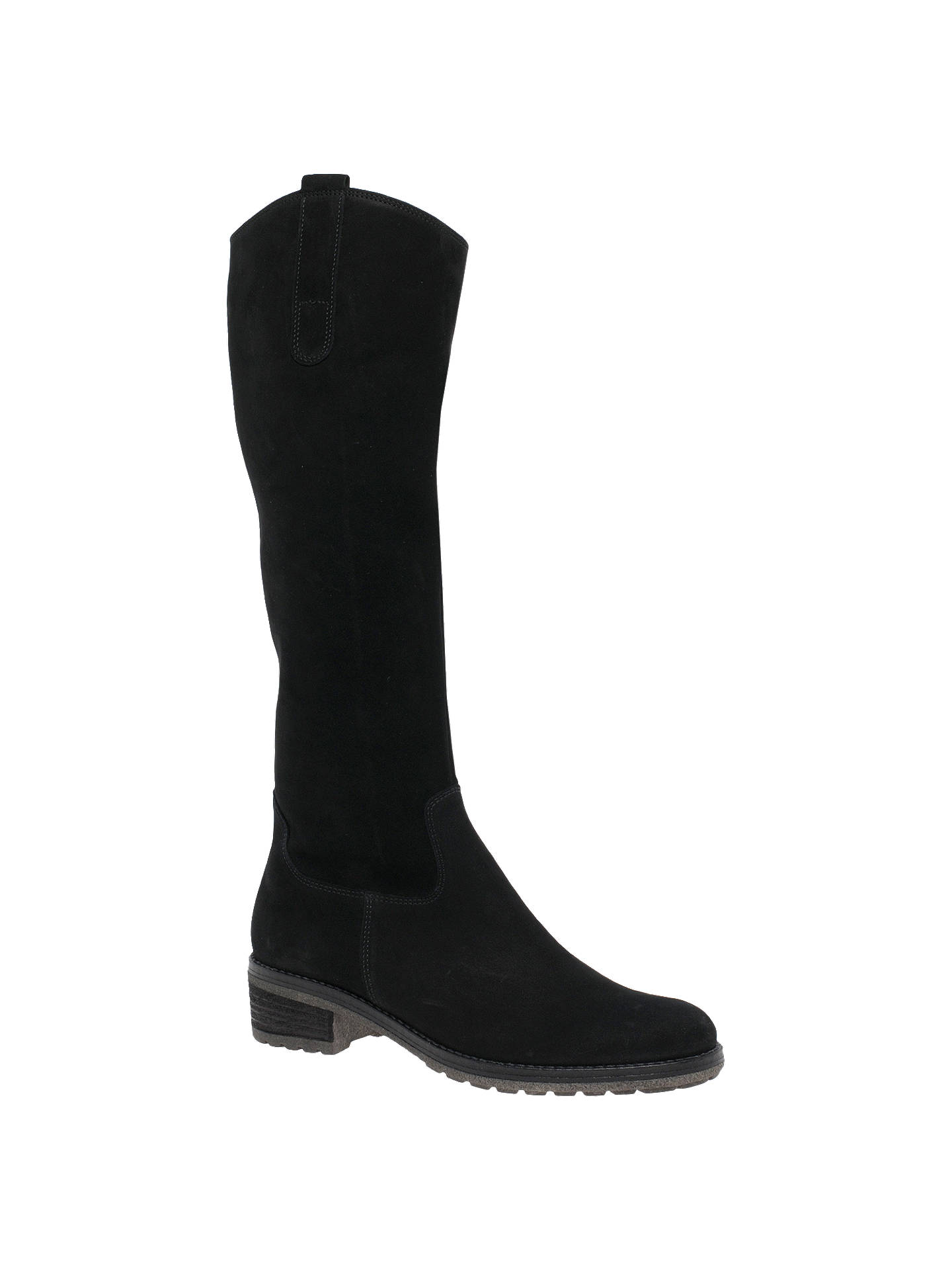 Gabor Shields Slim Fit Knee High Boots At John Lewis