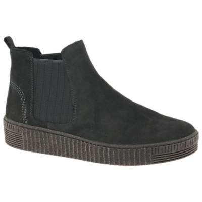 Gabor Lourdes Low Wedge Ankle Boots