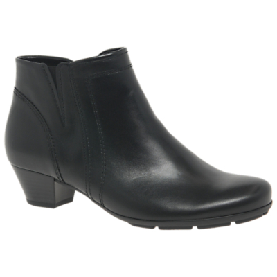 Gabor Heritage Block Heel Ankle Boots