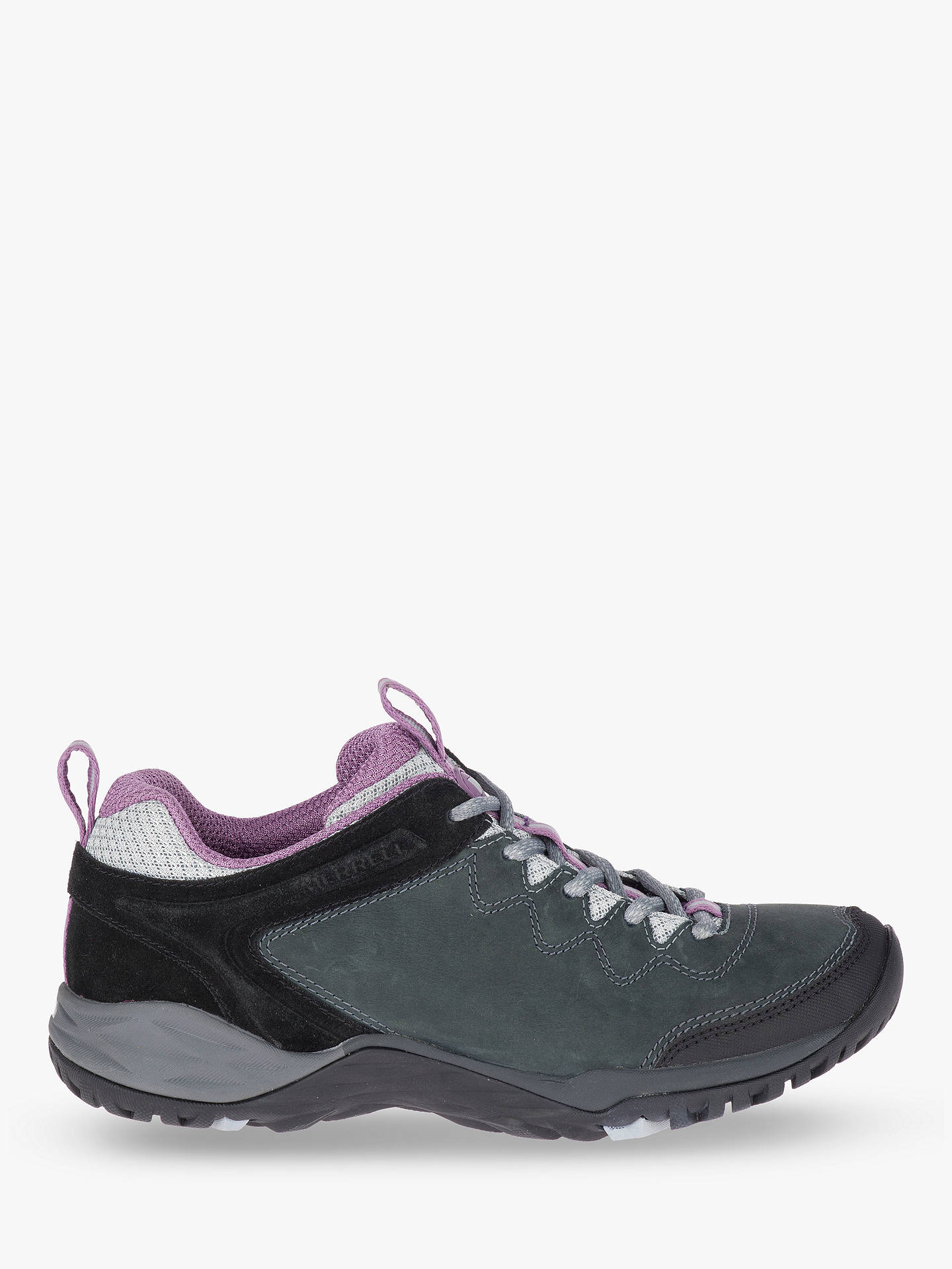 presenting newest limpid in sight Merrell Siren Traveller Q2 Women's Walking Shoes, Grey Charcoal