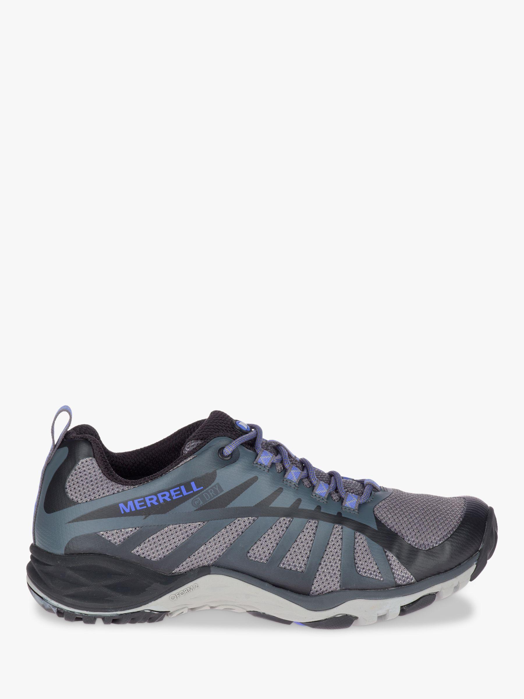 Merrell Merrell Siren Strap Q2 Women's Walking Shoes, Black