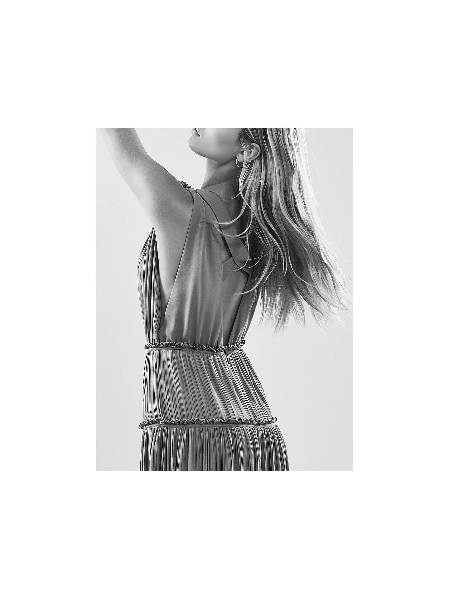 cb6400a07ff ... Buy Reiss Gigi Pleat Maxi Dress