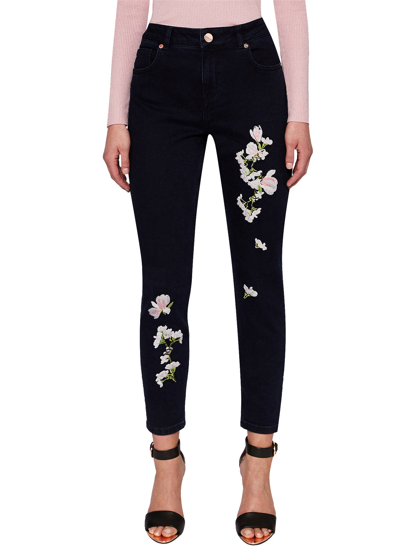 8d958b7e6 Buy Ted Baker Willahe Embroidered Jeans