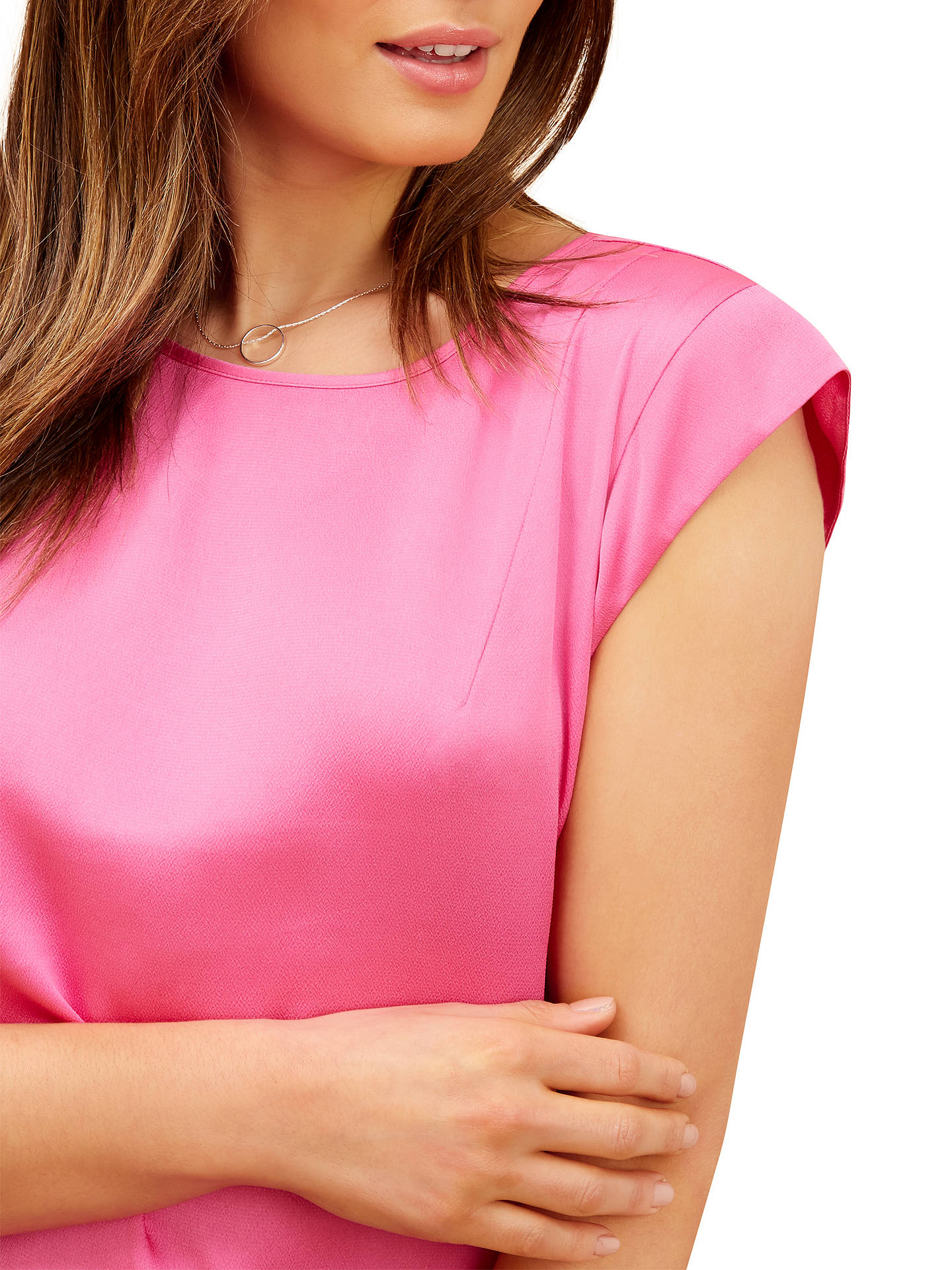 BuyFenn Wright Manson Petite Corfu Top, Pink, 8 Online at johnlewis.com