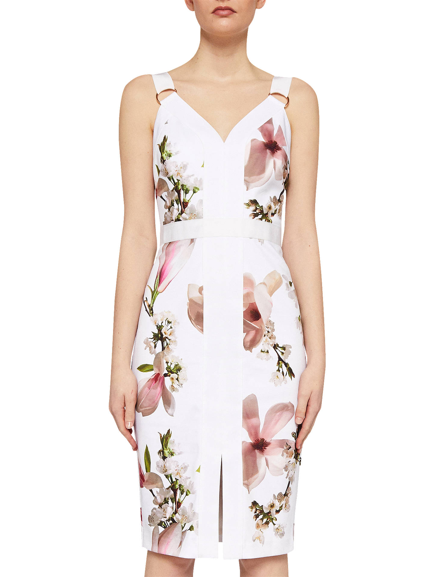 61b601f7e97a0 View All Women s Dresses. Previous Image Next Image. Buy Ted Baker Irasela  Harmony Print Panel Dress