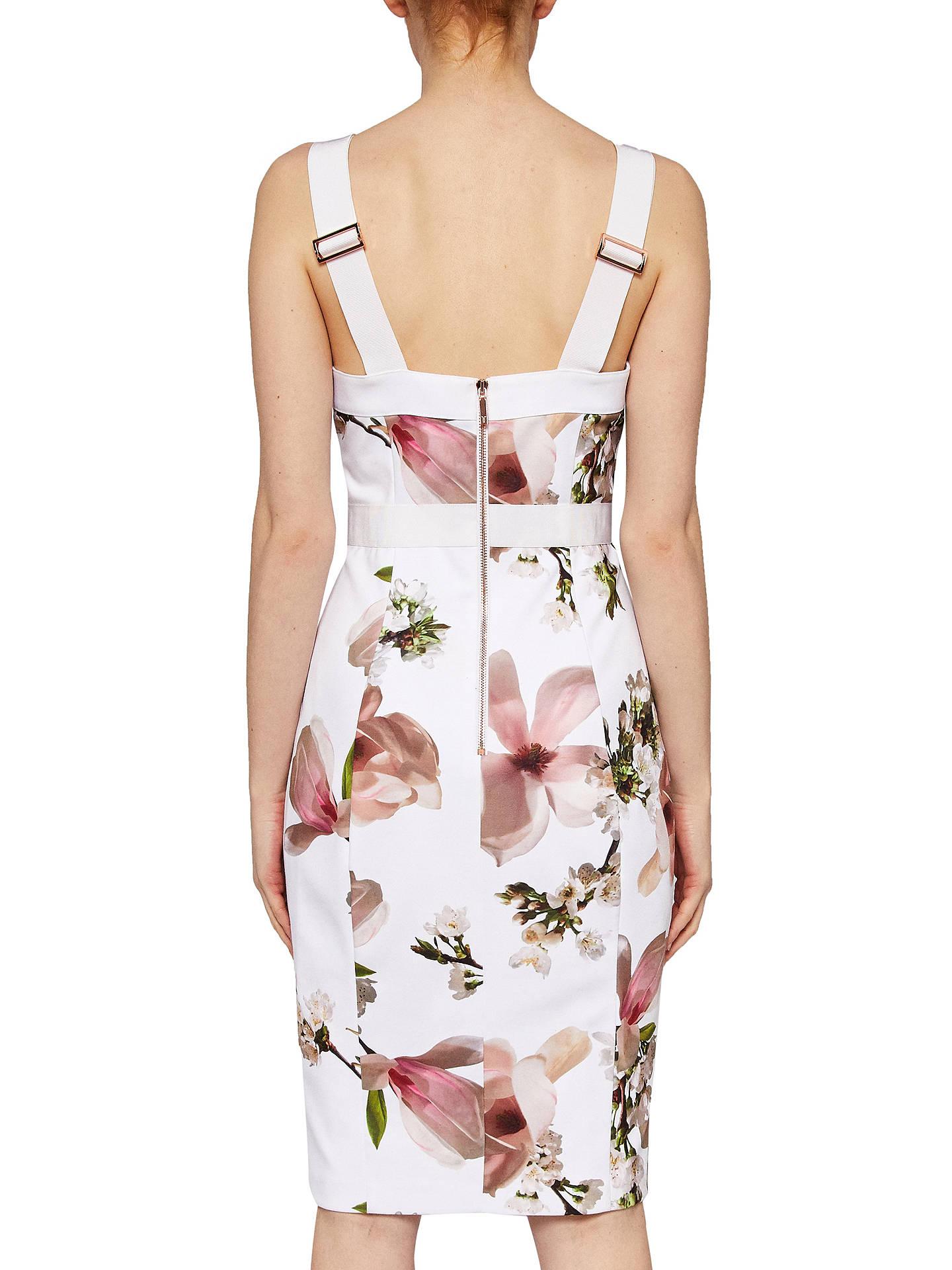 09ed2adff ... Buy Ted Baker Irasela Harmony Print Panel Dress
