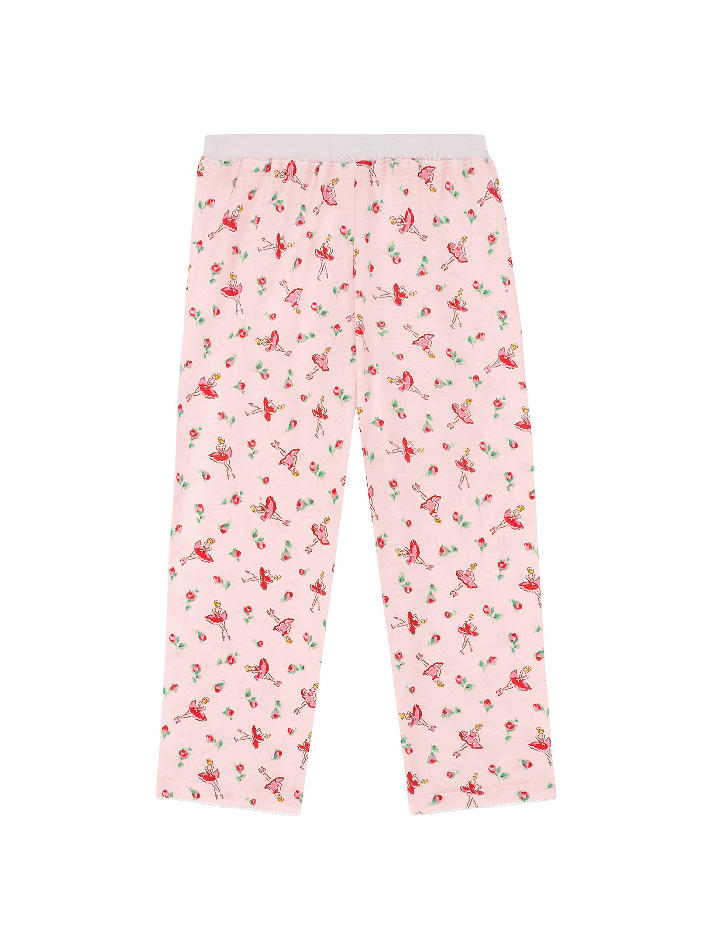 Buy Cath Kids Girls' Ballerina Rose Pyjamas, Pink, 2-3 years Online at johnlewis.com