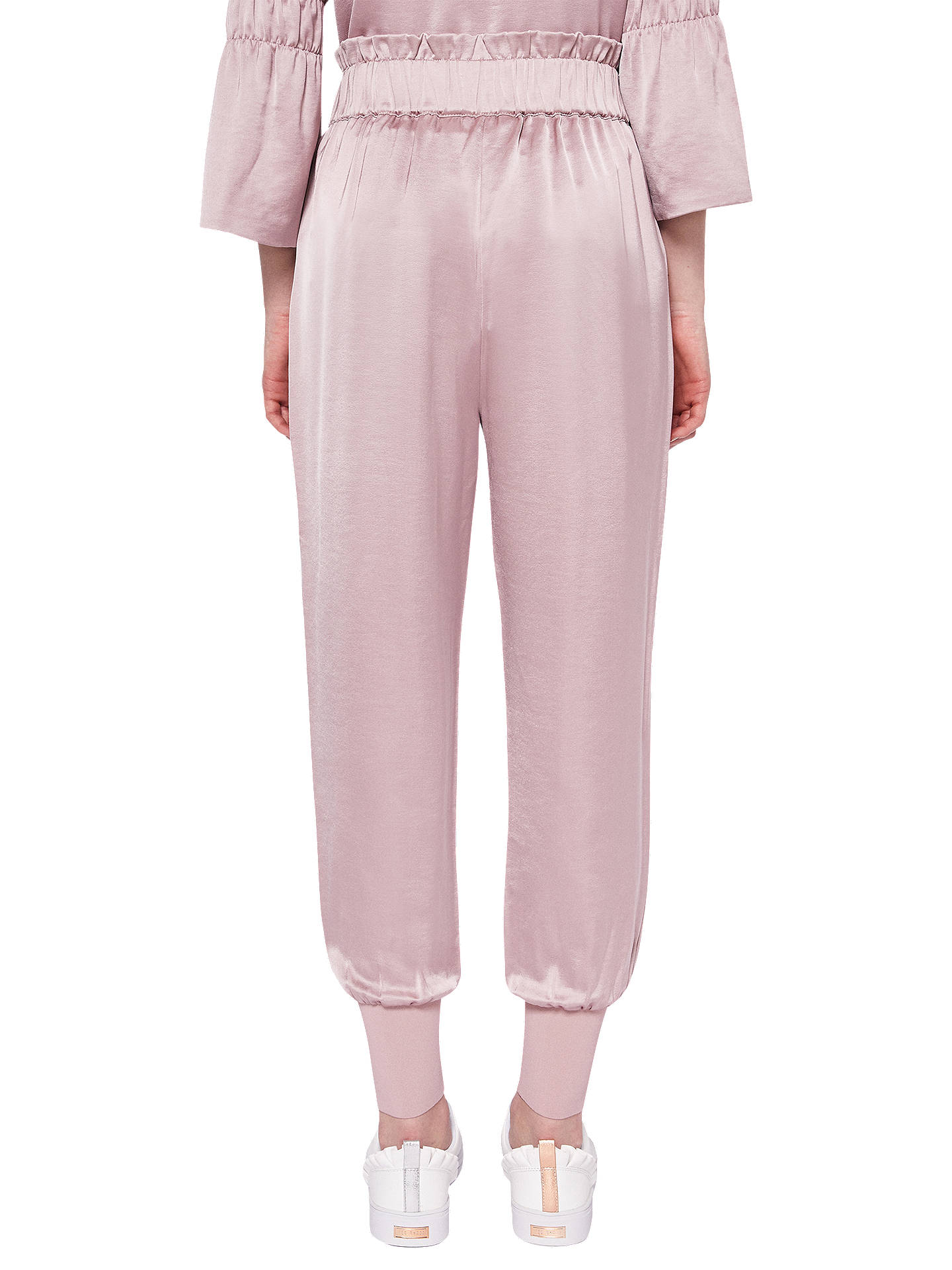 5ecf8cea79c1 ... Buy Ted Baker Ted Says Relax Nayarmi Paper Bag High Waist Trousers
